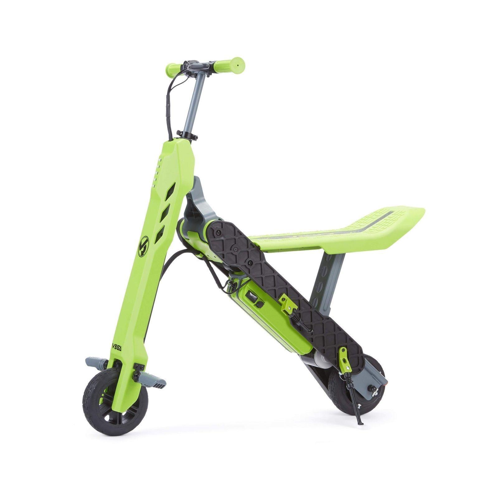 VIRO Rides Vega Transforming 2-in-1 Electric Scooter and Mini Bike UL 2272(used)