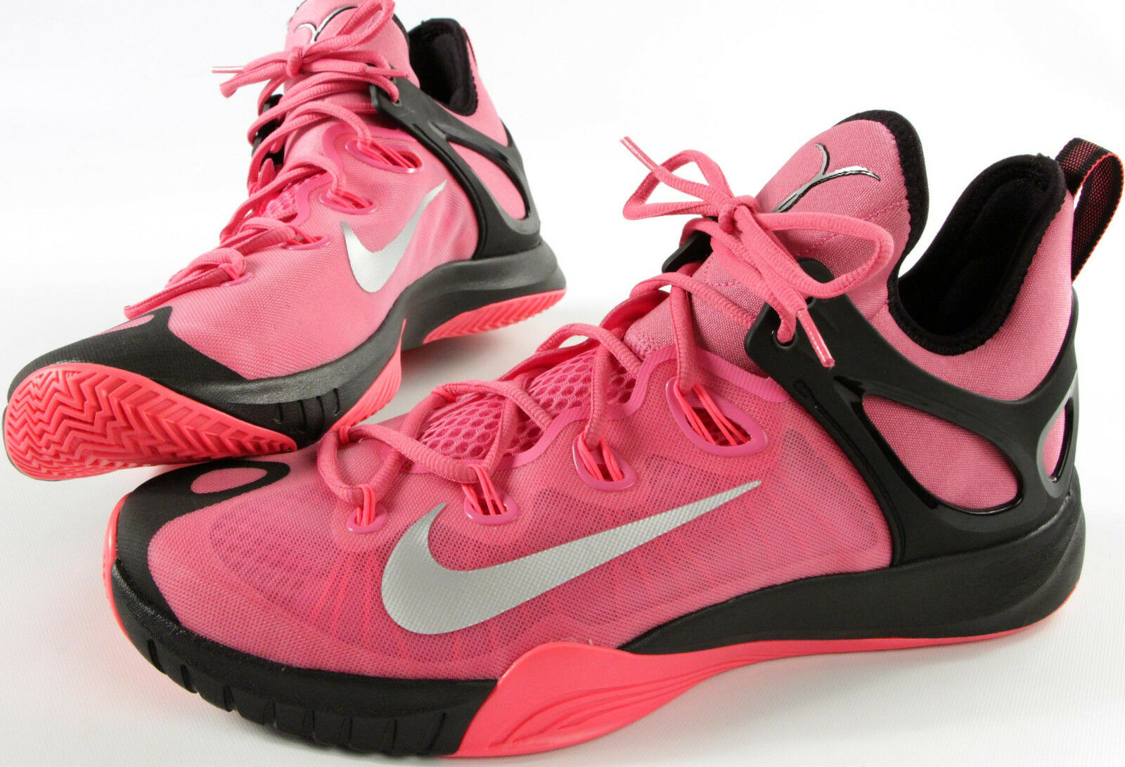 3513e79e6a950 NIKE Zoom HyperRev 2015 shoes- Think Think Think PINK- 12- NEW ...