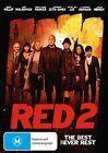 Red 2 (DVD, 2014)