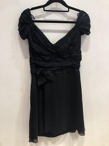 Prada-Black-Dress-Size-12-2-3462-A