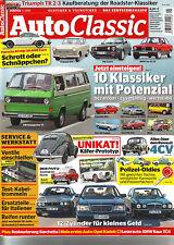 Auto Classic 1/15 VW T3/VW Golf II/Porsche 944/DKW F11/12/MB SL R129/R 4CV/2015