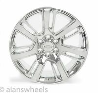 "4 Chevy Suburban Tahoe Chrome 22"" Wheels Rims Lugs Free Shipping 4738"