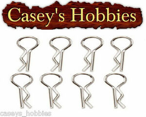 8-Body-Shell-Clip-Pin-For-HSP-Redcat-HPI-RC-1-8-1-10-Model-Car-Truck-Parts-buggy