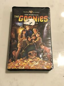The Goonies Vhs 1997 Clam Shell 85391327530 Ebay
