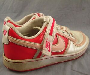 NIKE sneakers athletic shoes White Pink Brown women
