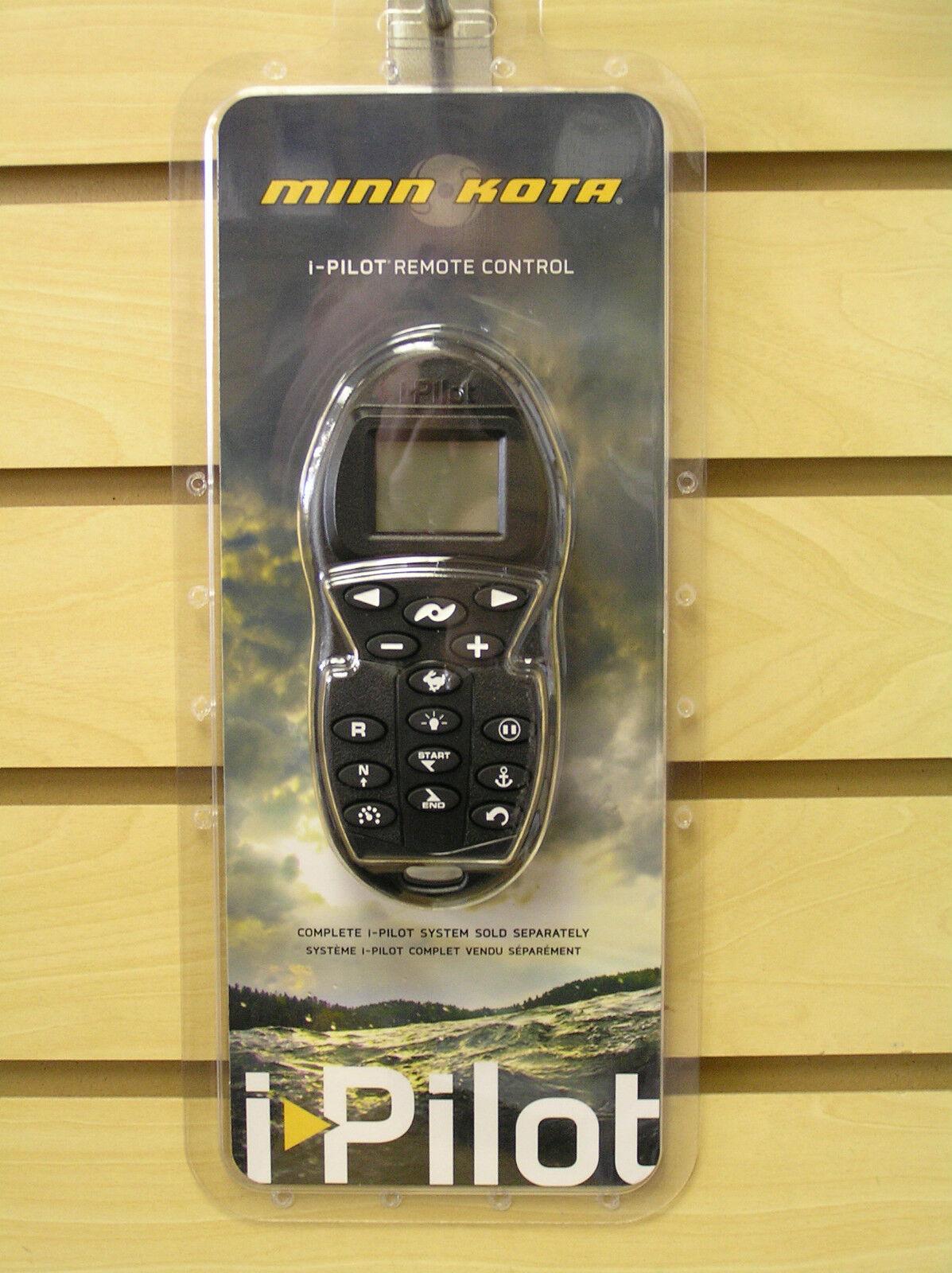 Minn Kota I-Pilot Drahtlose GPS Fernbedienung 1866350 Version 2
