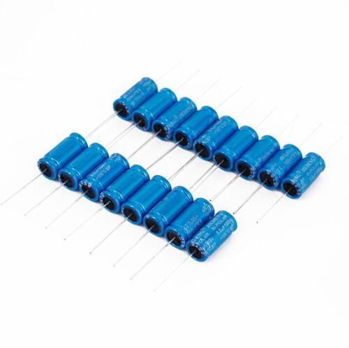 1.5uF~33uF 100V Divider capacitance Promise Electrolytic capacitor Horizontal