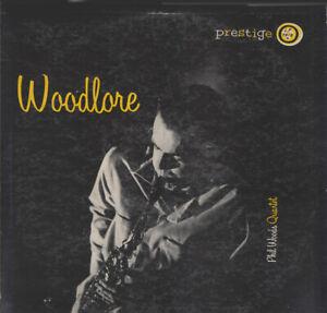 Phil Woods Woodlore Prestige LP NY