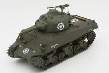 M4A3 Sherman 756th Tank Battalion 5th Army 1945 1:72 scale with display plinth