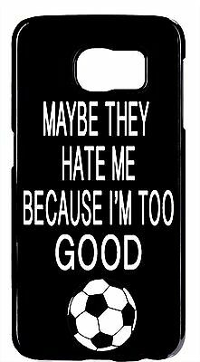Cristiano Ronaldo Soccer Quote CR7 Funny Hard Back Case Cover Apple iPod 4 5 6