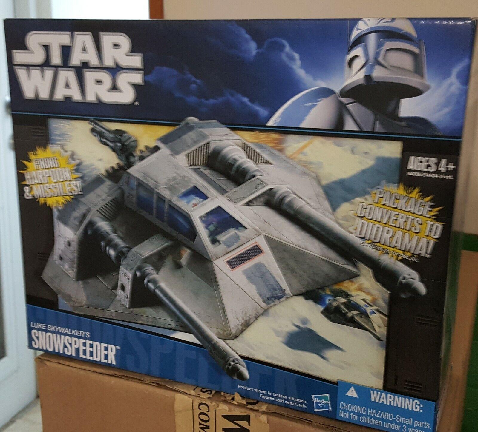 Star Wars Luke Skywalker Snowspeeder