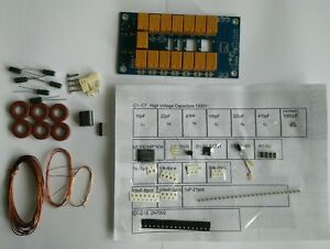 KIT-DIY-PCB-Automatic-Antenna-Tuner-7x7-by-N7DDC-set-of-SMD-NP0-caps-1000V