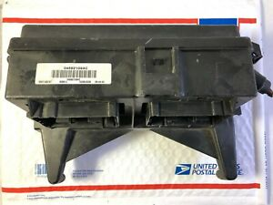 07-Jeep-Grand-Cherokee-Fuse-Box-Totally-Integrated-Power-Module-OEM-04692109AC