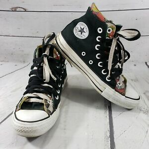 Converse All Star Chuck Taylor Shoes Size 5 Mens SZ 7 Womens Double ... 236b58816