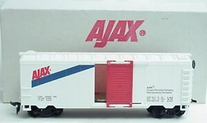 Details about HO-SCALE Train AJAX CLEANSER Private Owned Colgate Palmolive  Billboard Boxcar