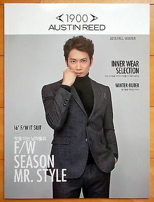 Latest Collection Of Ji Sung/korean Actor/austinreed/fashion Catalogue/fall Winter 2016/brand New Be Shrewd In Money Matters Other Entertainment Mem