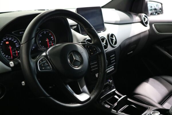 Mercedes B220 d 2,2 Urban aut. - billede 3