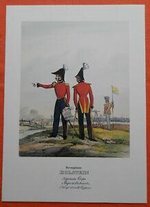 Ingénieur Corps Duché De Holstein Fellow. Danois Troupes Monten Pierre Pression 1978-afficher Le Titre D'origine
