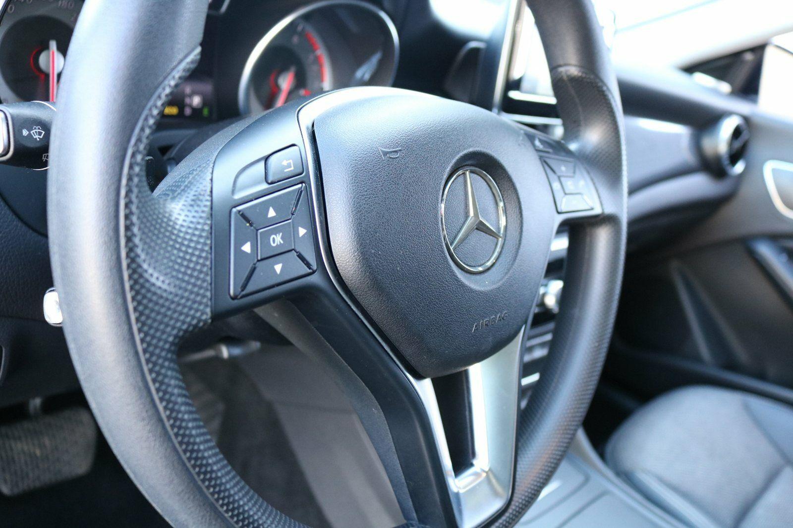 Mercedes CLA250 aut.