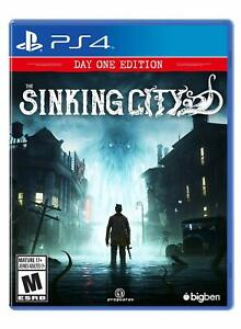 Maximum Games The Sinking City (PS4)