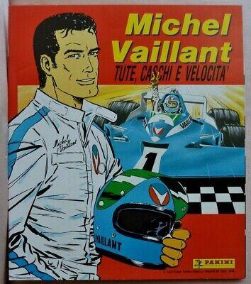 FIGURINA MICHEL VAILLANT PANINI 1992 SCUDETTO N°12 NUOVA CON VELINA