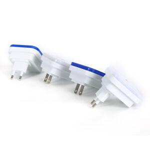 Économiseur D'énergie Nuit Capteur Lumière Intelligent Lumières K Led twq1xzv