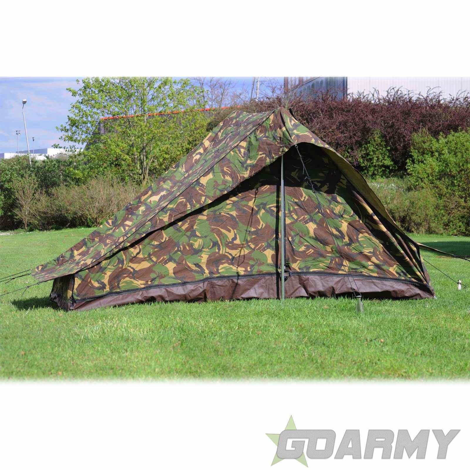 Dutch Army 2 Person Ridge Tent   save 60% discount