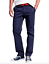 Bleu marine RRP £ 95. 100/% coton Voltaire Chinos THOMAS PINK Taille 32 BNWT
