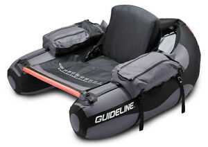 Bellyboat-Guideline-Drifter-Pontoon-kickboat-ohne-Zubehoer
