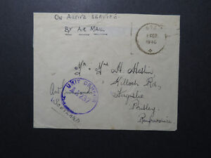 India-1945-Forces-Cover-APO-593-Censored-I-Z12424