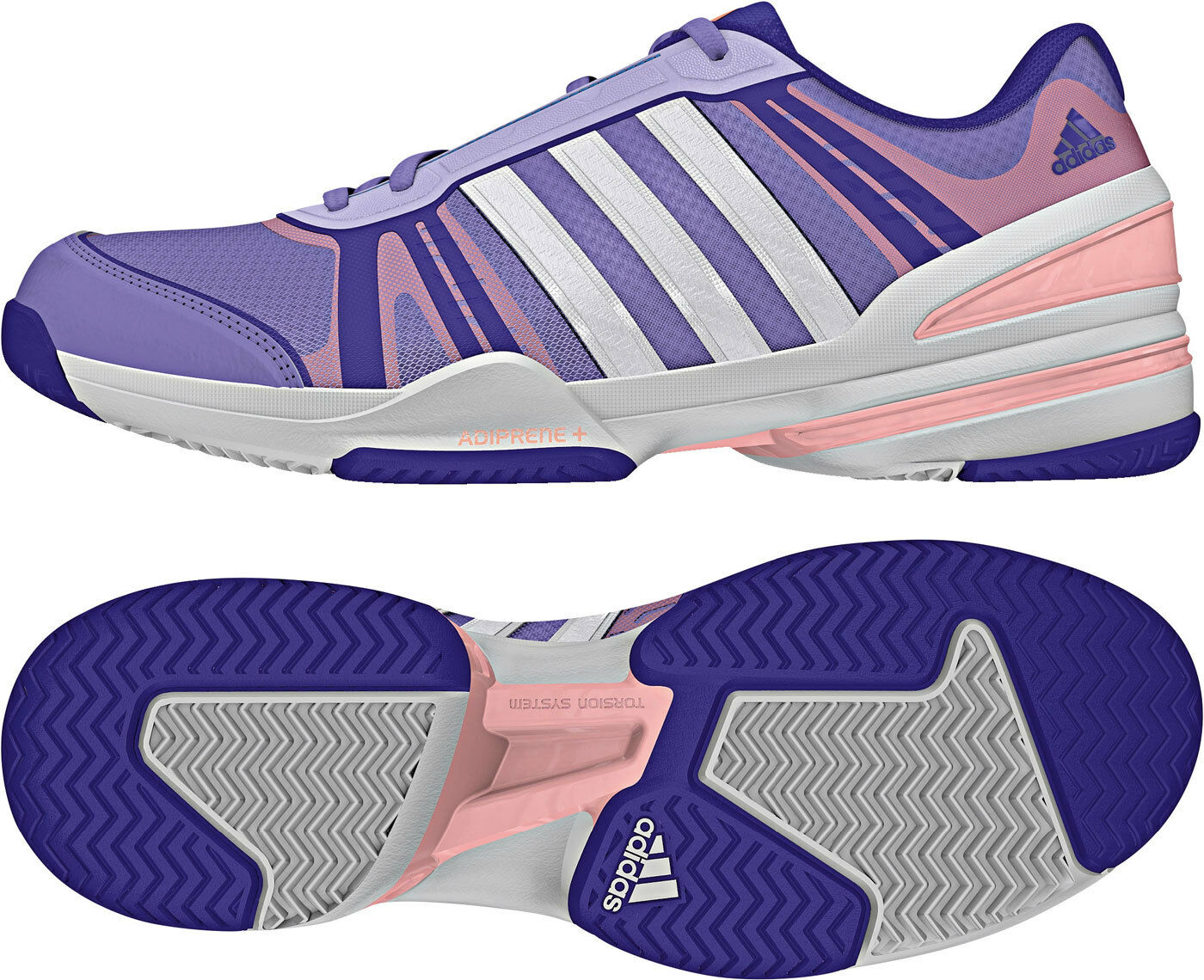 Adidas Damen Tennisschuh ClimaCool Rally Comp all court