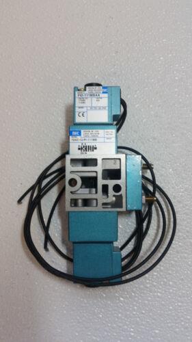 Details about  /MAC DOUBLE COIL 120VAC 724C-12-PI-111MB  ITEM 743869-P4