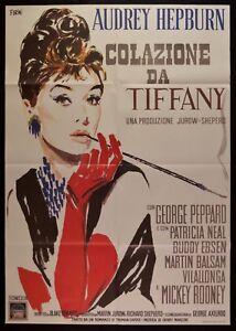 Poster Frühstück Von Tiffany Audrey Hepburn Blake Edwards George Peppard Film