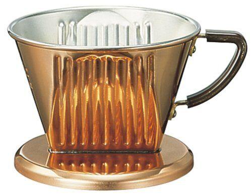 Xa1021 102-CU 2  4 people for copper coffee dripper Kalita
