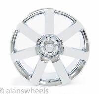 "4 Chrysler 300 20"" Chrome Wheels Rims Lugs Free Shipping 2438"
