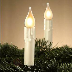 Ampoule-rechange-flamme-incandescente-NEUVE-pour-bougies-et-guirlandes-de-Noel