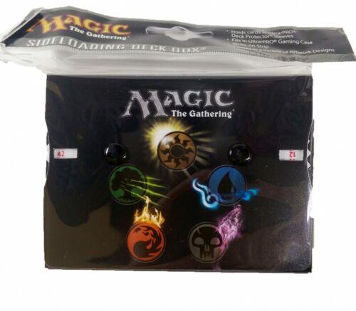 With Dual Life Counter Ultra Pro Mana 4 Deckbox Magic MtG