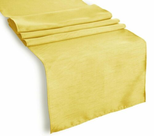 Variety Of Colors Table Runner Polyester 14X132 Inch  By Broward Linens