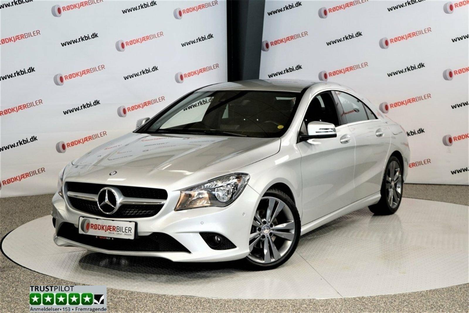 Mercedes CLA200 1,6 aut. 4d - 299.900 kr.