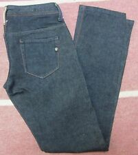 Women's Ben Sherman Jeans Shrimpton Straight Leg selvedge denim Size 25 x 29
