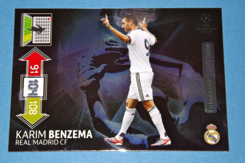 Limited Edition auswählen Adrenalyn Champions League 2012//13 Panini 12 13