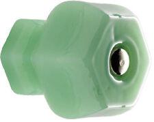 Depression Antique Style Milk Green Pull, Jadeite Glass Cabinet Knobs Handle T48