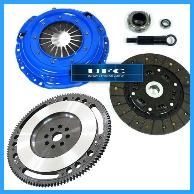 UFC STAGE 1 CLUTCH KIT+10 LBS CHROMOLY FLYWHEEL 1992-1993