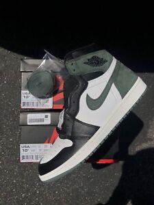 cfe1a301884 Air Jordan 1 Retro High OG Clay Green SUMMIT WHITE/CLAY GREEN-BLACK ...