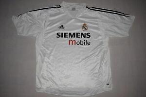 Adidas-Real-Madrid-Maillot-Jersey-Camiseta-Maglia-Maillot-T-shirt-04-05-2xl-XXL