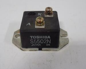 TOSHIBA DIODE MODULE S5502N