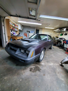 1983 Mustang 302 5 speed