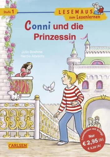 1 von 1 - Conni und die Prinzessin von Julia Boehme (2010, Geheftet)