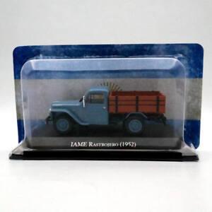 Ixo-Altaya-1-43-IAME-Rastrojero-1952-Truck-DIECAST-models-Toys-Car