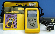 Fluke 660t Frame Relay Installation Assistant Tester Kit With660m T1 Module